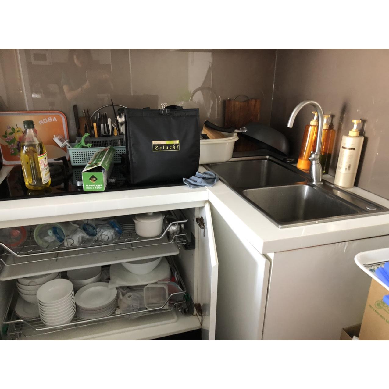Tủ kệ bếp gia đình SP000344