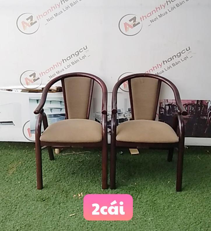 Ghế gỗ bọc nệm cao cấp 940