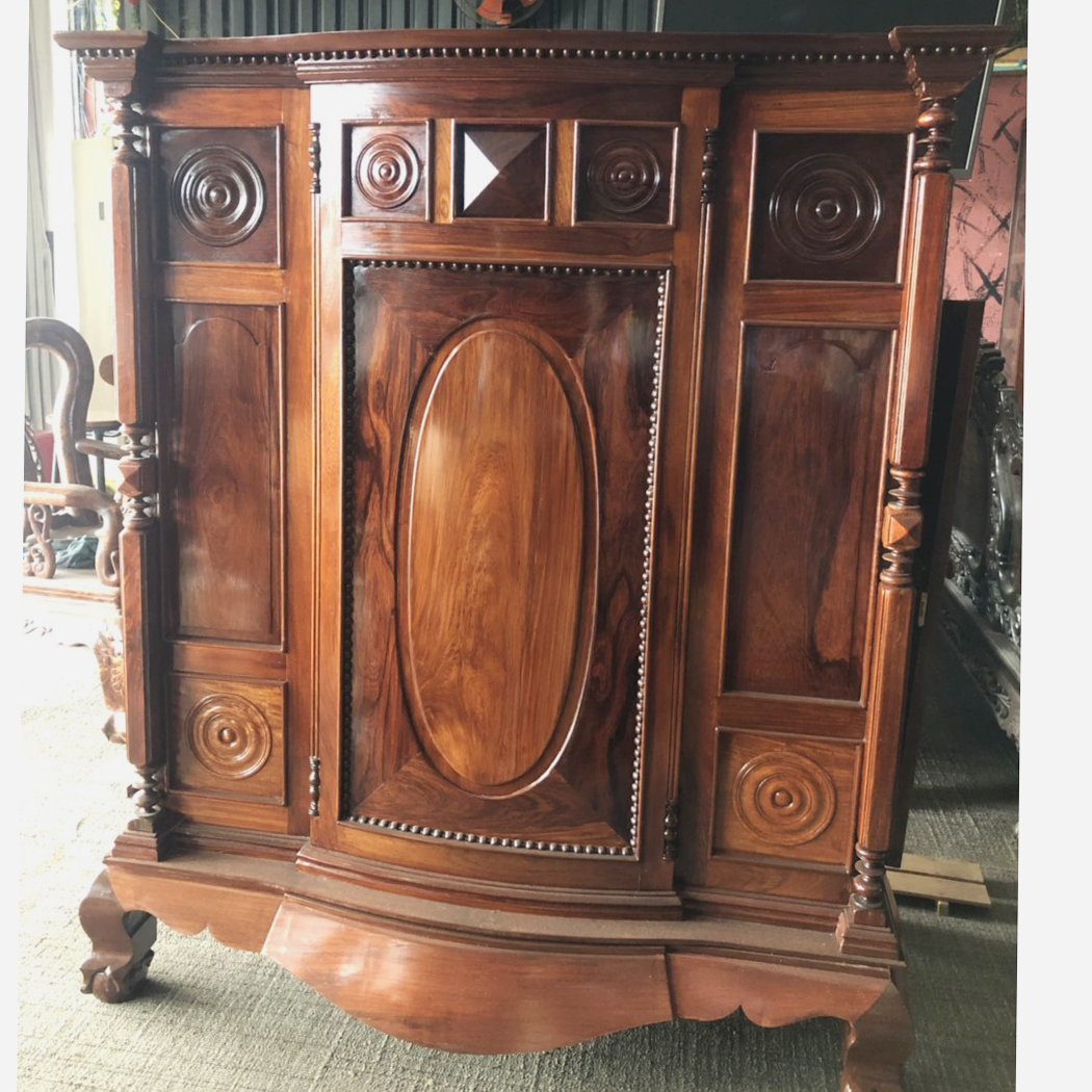 Tủ thờ gỗ cẩm lai 1016