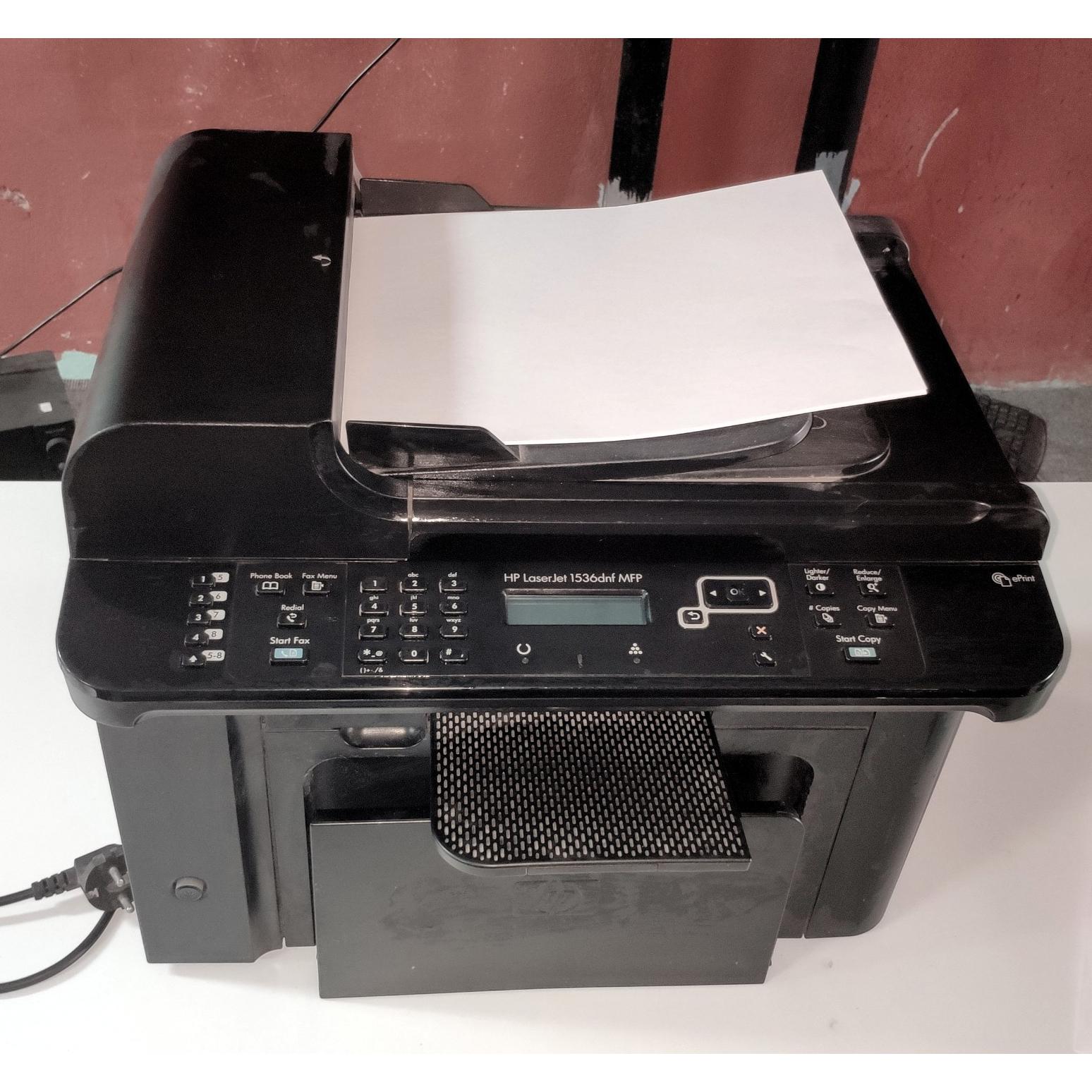 Máy in đa năng HP LaserJet Pro 1049