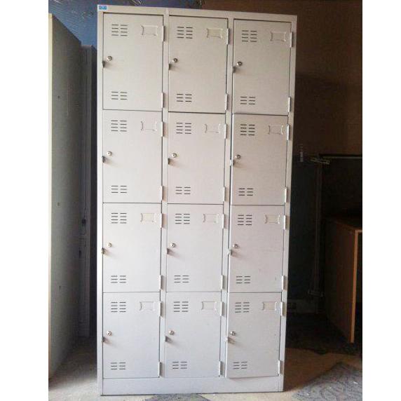 Tủ sắt locker 12 ngăn 1054