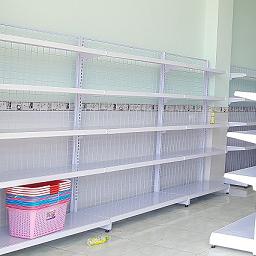 Kệ siêu thị đơn 1123