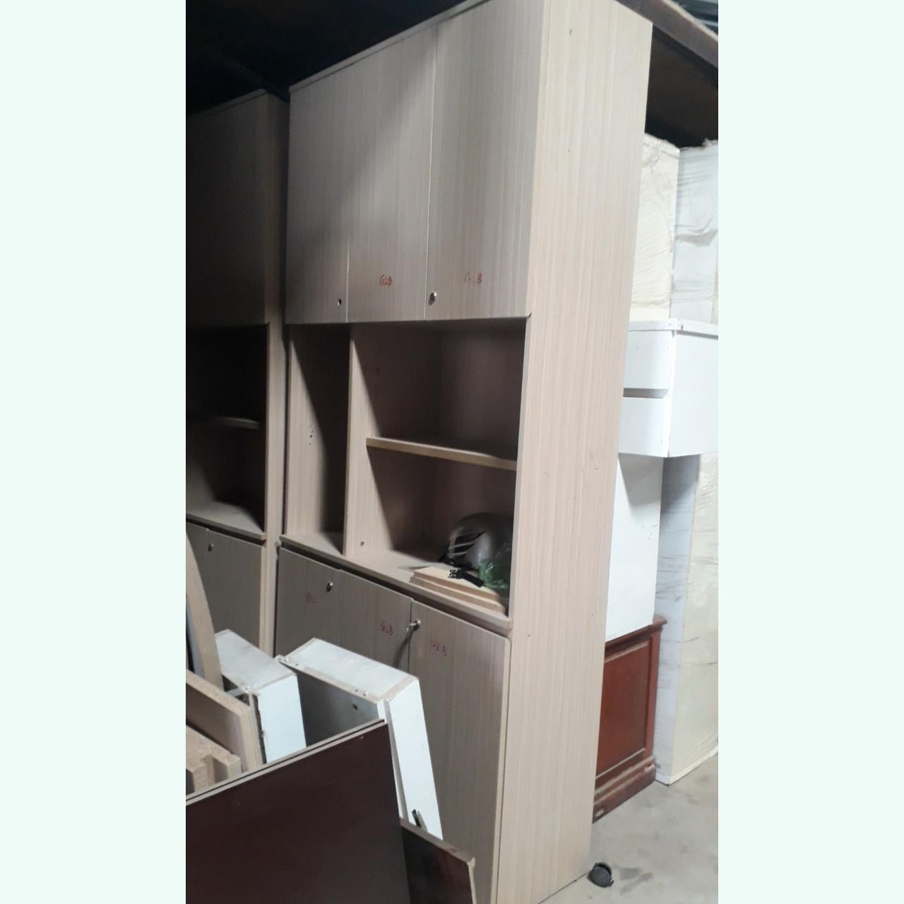 Tủ hồ sơ 3 cánh cũ 1275