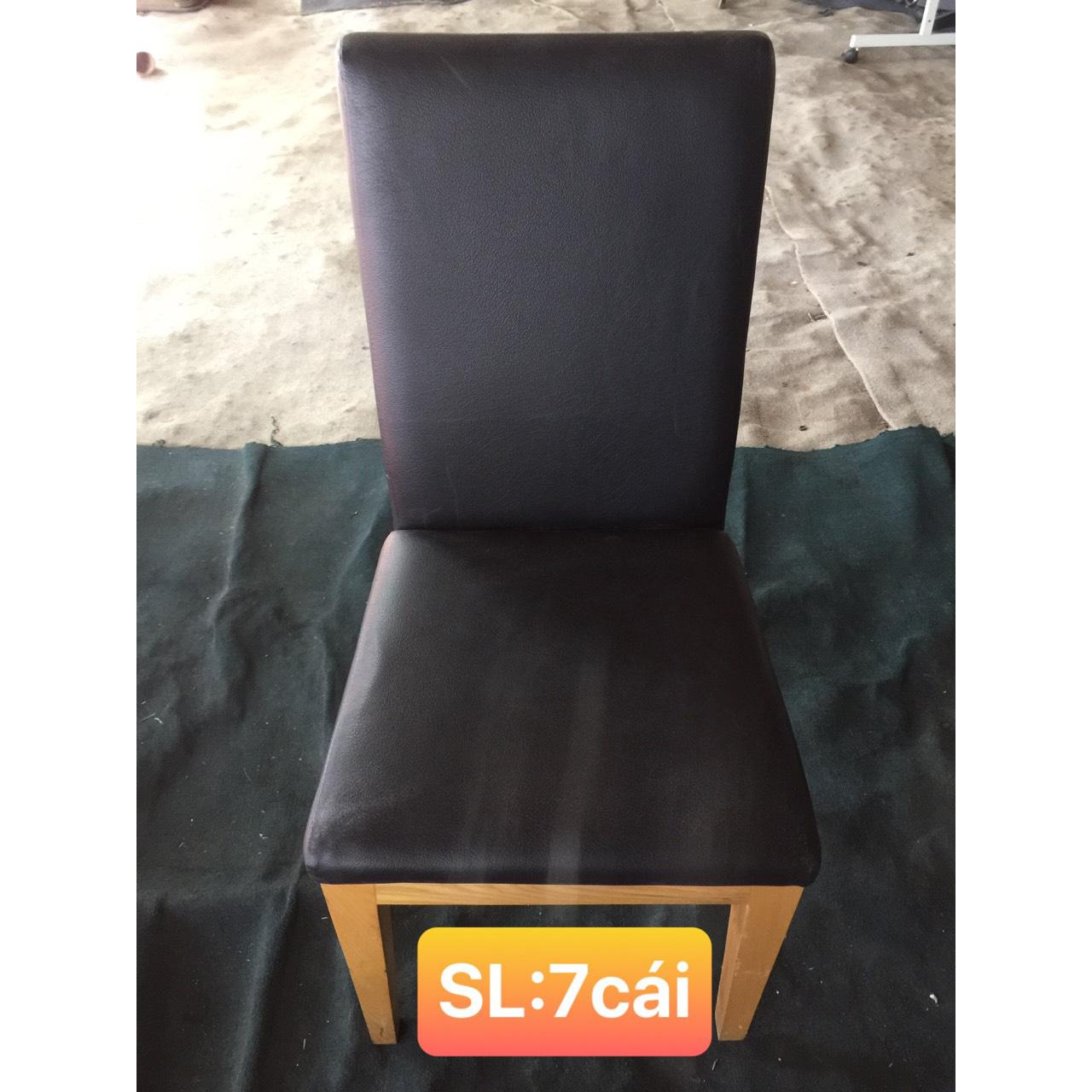 Ghế bọc da SP000205