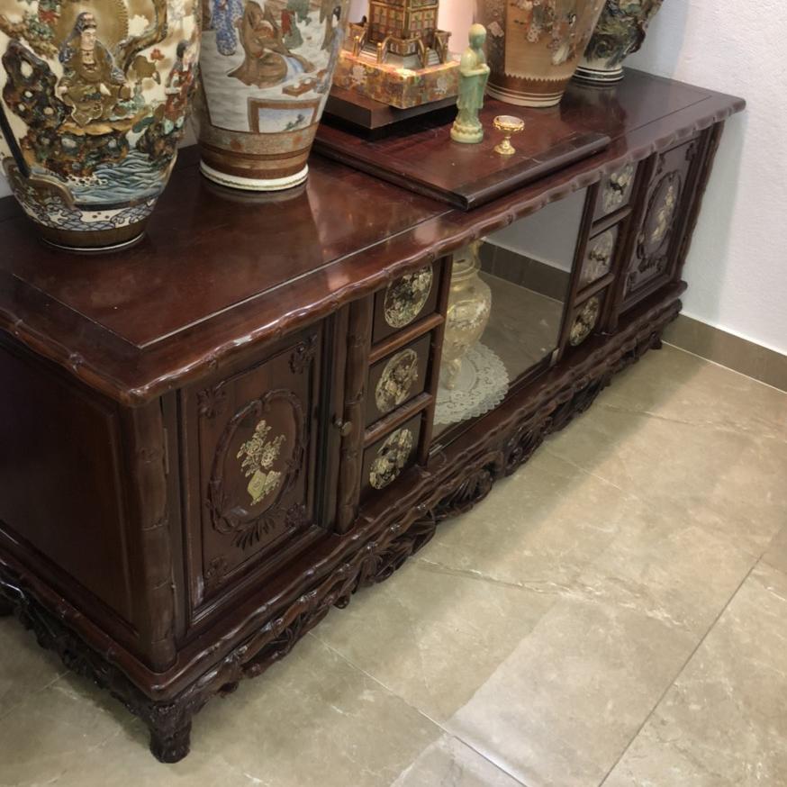 Tủ chè gỗ cẩm lai SP000441