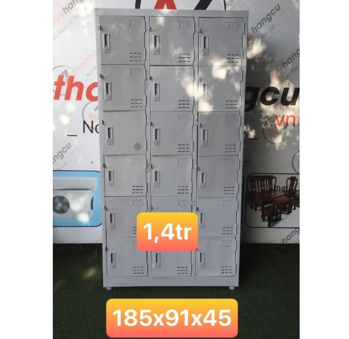 TỦ LOCKER 18 NGĂN SP000487