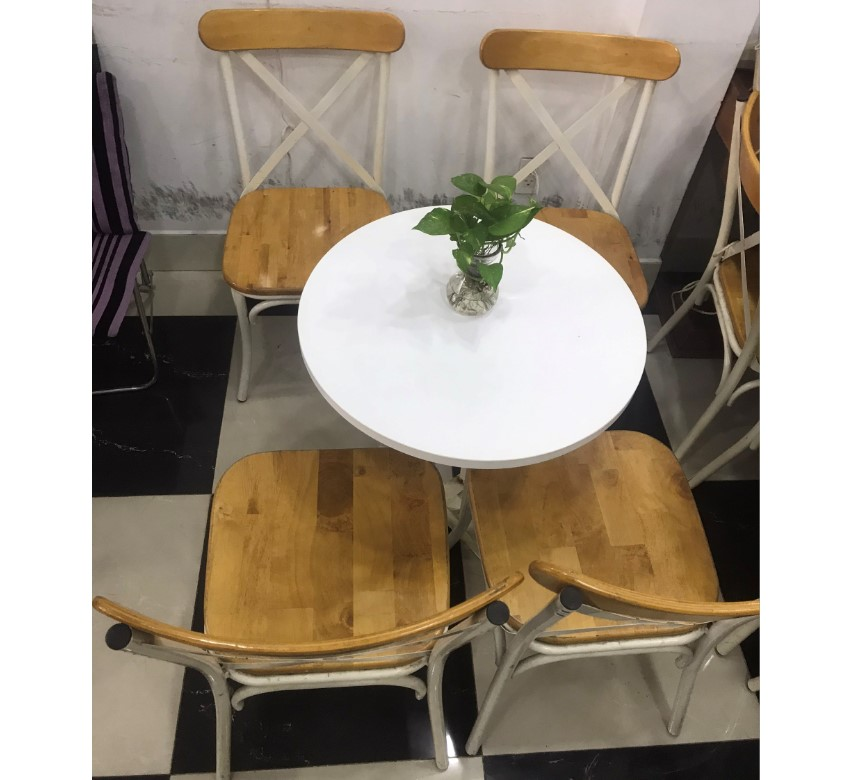 Bộ bàn ghế cafe SP000517