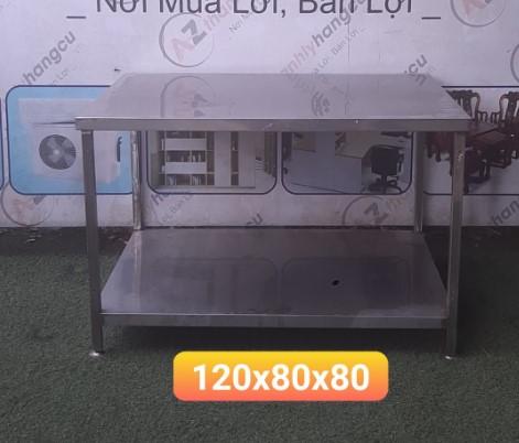 Bàn sơ chế inox SP000731