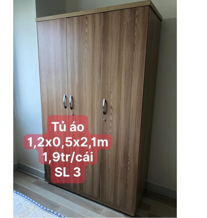 Tủ Áo 3 Cánh SP000862