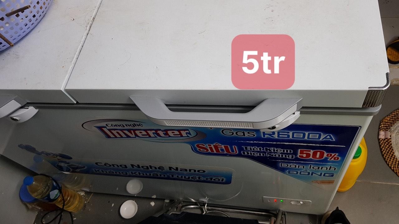 Tủ Đông-Mát 210 Lít SP000926