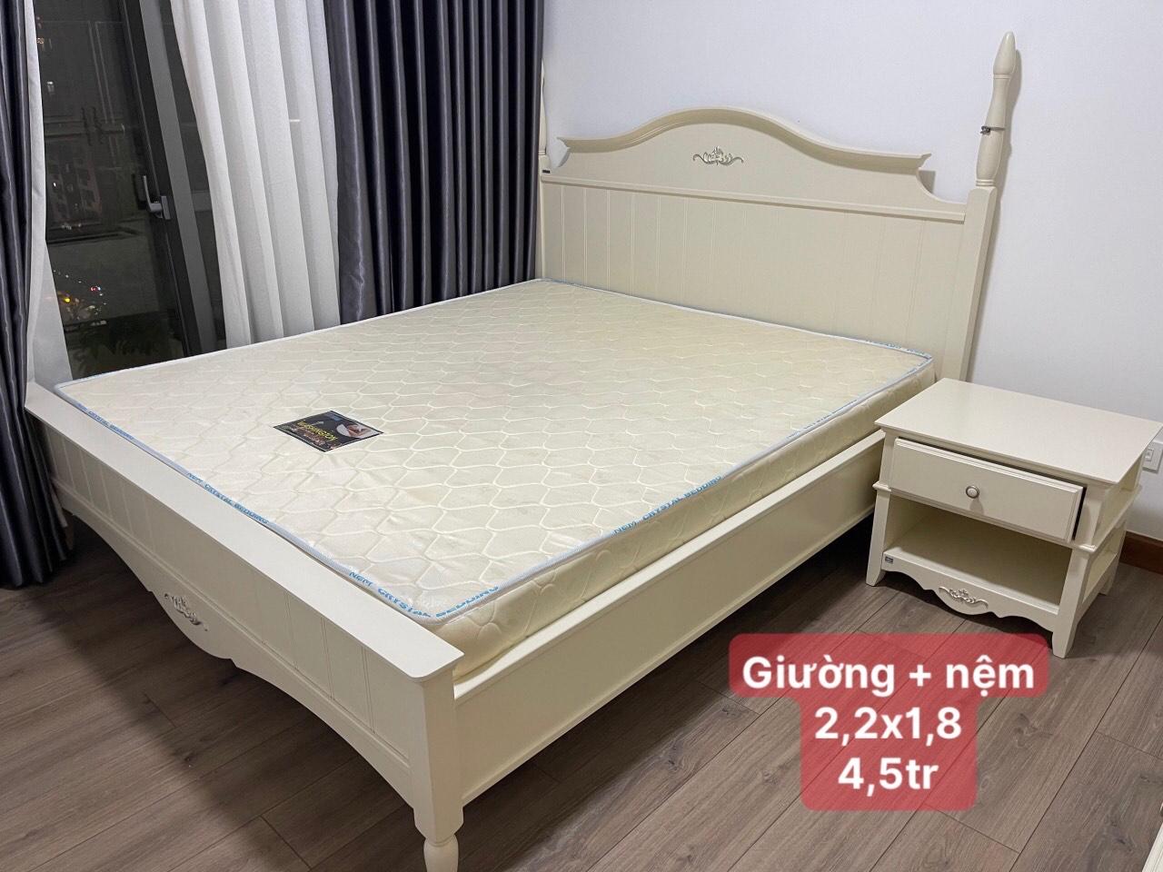 giường nệm SP000934