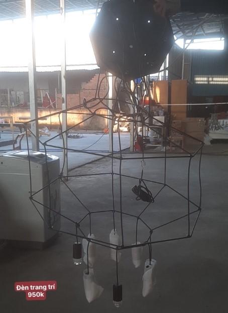đèn trần trang trí SP000215