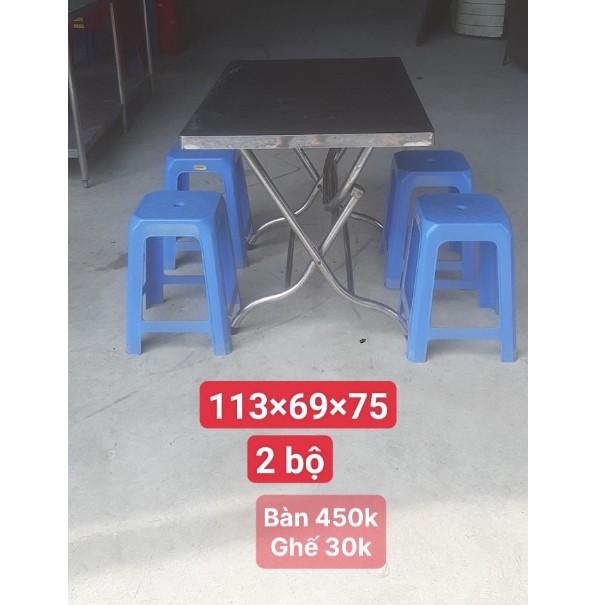 2 bộ bàn ăn SP000945