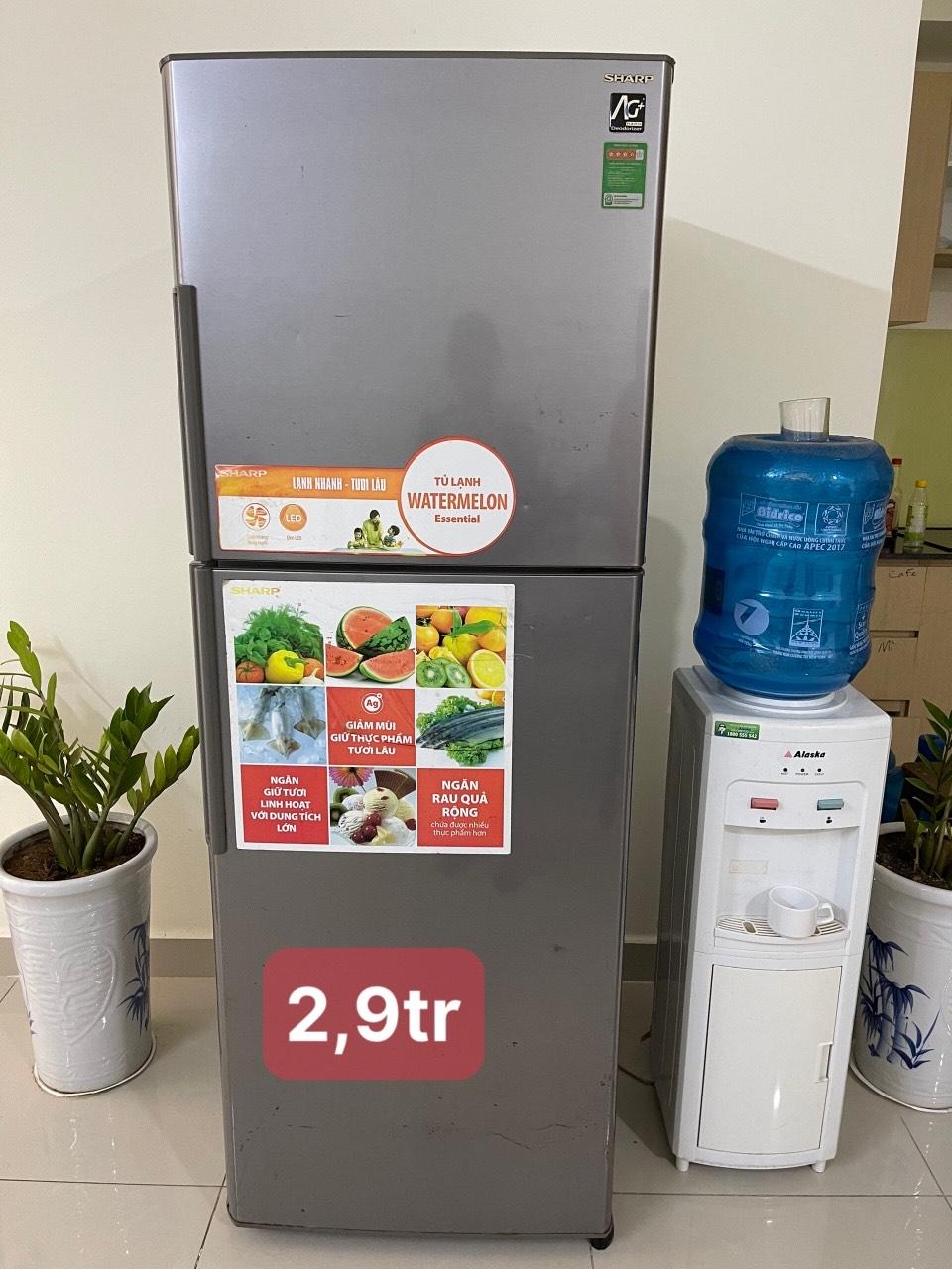Tủ lạnh Sharp SP000986