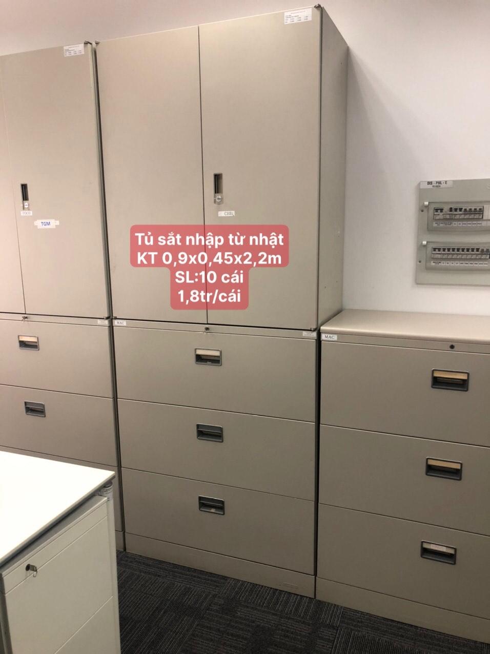Tủ hồ sơ văn phòng  SP000053