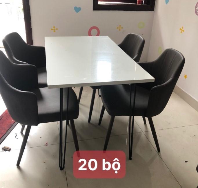 Bàn ghế quán cafe SP000881