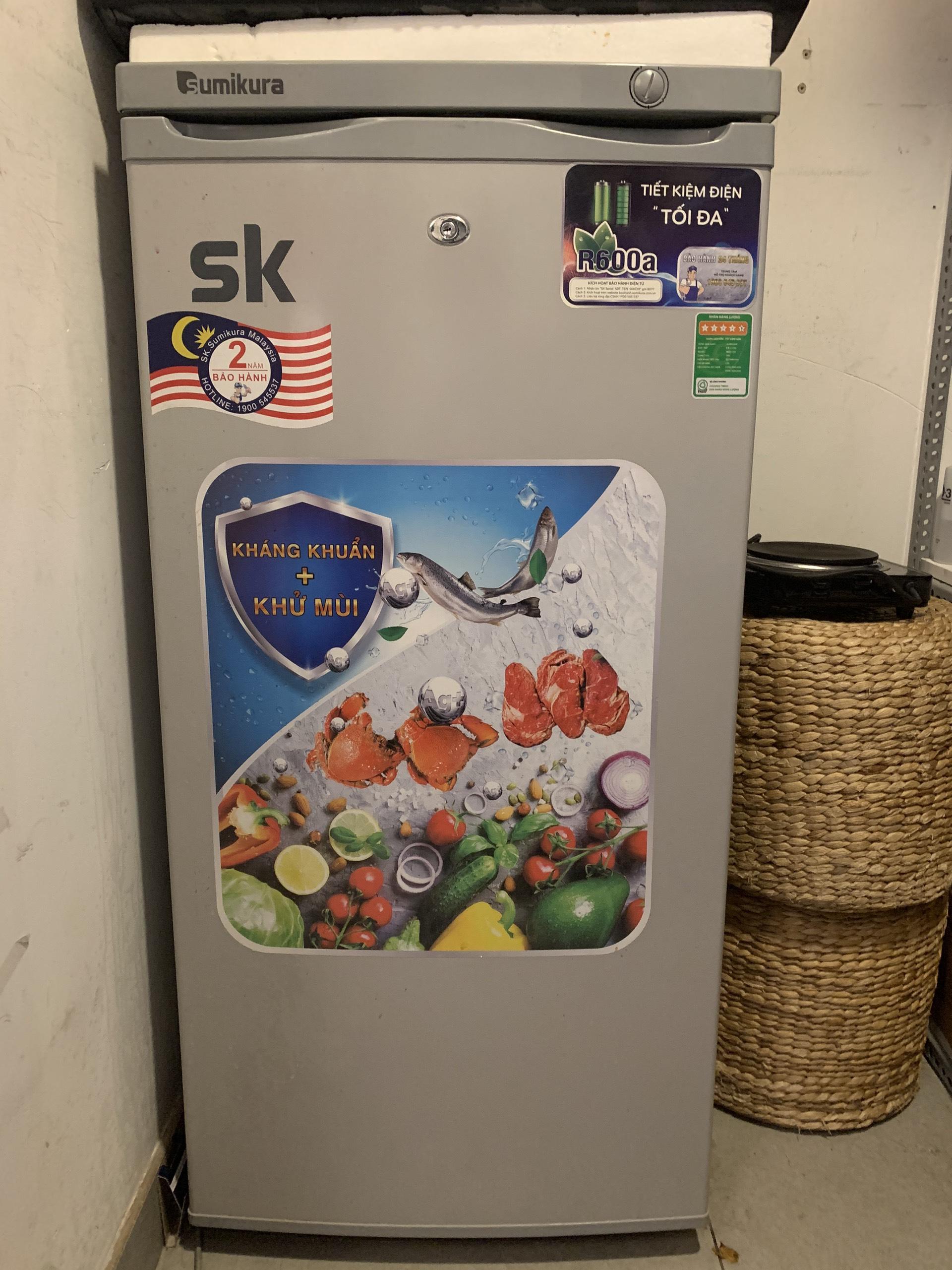 Thanh lý tủ đông đứng SK SP001031