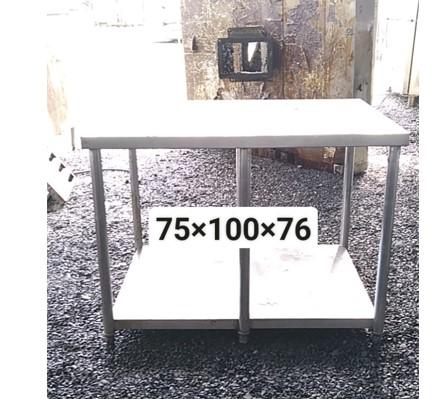 Bàn sơ chế inox SP001010