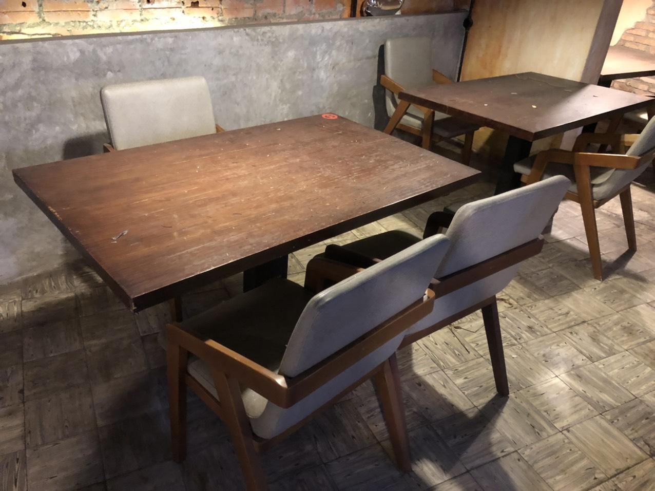 bàn ghế nhà hàng SP001022