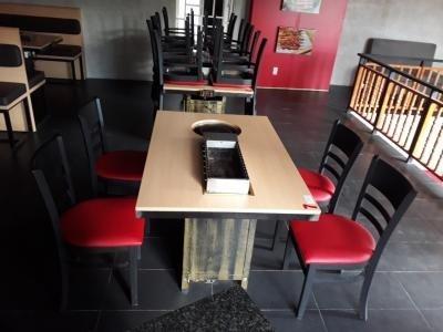 Thanh lý bàn ghế nướng BBQ
