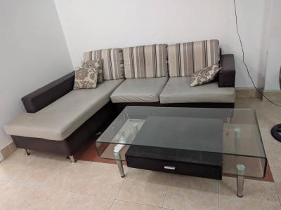Sofa phòng khách kiểu dáng hiện đại