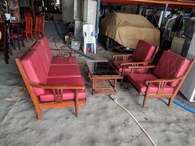 Bàn ghế cẩm lai xưa 0020