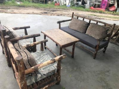 Bàn ghế cafe kiểu xưa