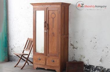 Mua bán thanh lý tủ gỗ xưa cũ