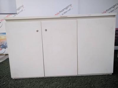 Tủ hồ sơ văn phòng 3 cánh thanh lý