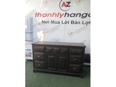 Tủ gỗ nhiều ngăn thanh lý giá rẻ
