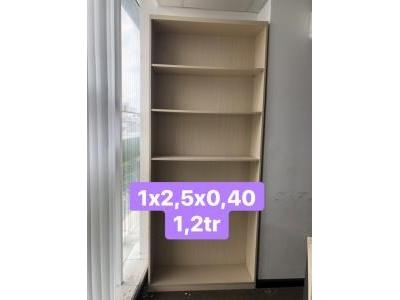 Tủ gỗ Hoà Phát 5 ngăn 561