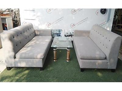 Ghế sofa 2 băng mã số 729