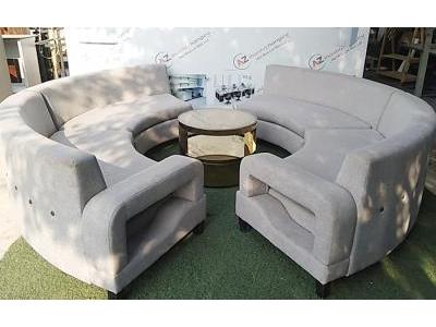 Ghế sofa hình vòm mã số 652