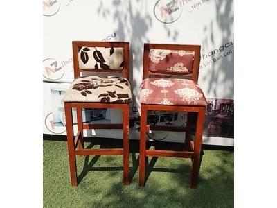 Ghế bar gỗ cao su 839