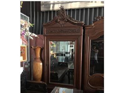 Tủ gỗ kiểu xưa 857