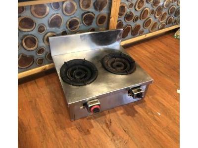 Bếp công nghiệp 2 họng 895