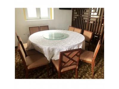 Bàn ghế gỗ nhà hàng 1101