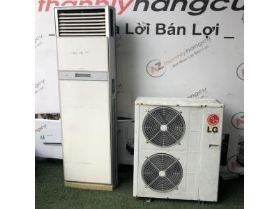 Máy lạnh tủ đứng LG cũ 1112