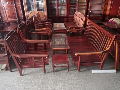 Salon gỗ cẩm lai 323
