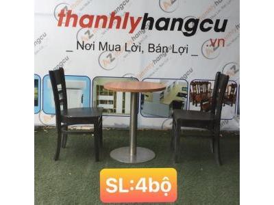 Bàn ghế nhà hàng SP000191