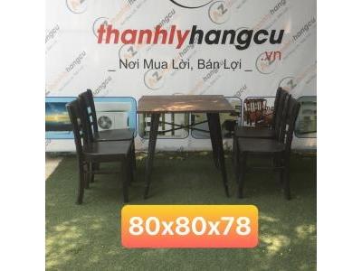 Bàn ghế nhà hàng SP000192