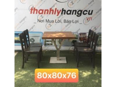Bàn ghế nhà hàng SP000193
