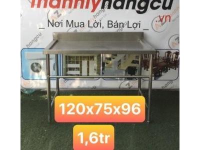 BÀN INOX NHÀ HÀNG SP000239
