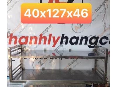 KỆ INOX 2 TẦNG SP000273