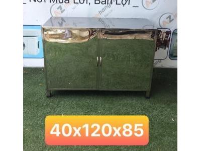 Tủ inox nhà hàng SP000274