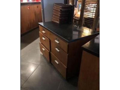 Tủ gỗ sồi sồi mỹ  SP000328