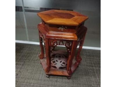 Đôn trang trí gỗ hương SP000330