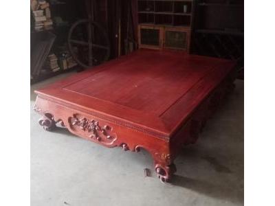 Sập gỗ đỏ SP000347