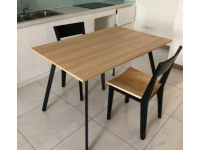 Bộ bàn ăn cũ SP000413