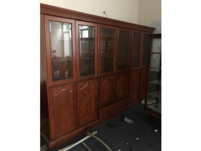 Tủ Trưng Bày gỗ đỏ SP000427